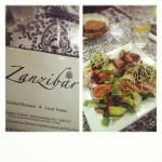 Zanzibar Cafe in Brentwood Bay