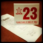 Carl's Jr Restaurant in Selma
