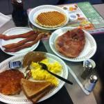 Waffle House in Houston
