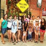 Falling Rock Tap House in Denver, CO