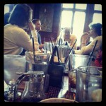 The Dogwood Cafe in Jamaica Plain, MA