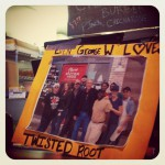 Twisted Root Burger Company in Dallas