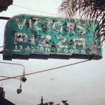 Victor's Pizza in San Francisco