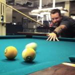 Greenleaf's Pool Room in Richmond