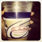 Tim Horton's in Saint Catharines