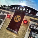 Caboose in Mundelein
