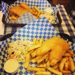 Tony's Fish and Oyster Cafe in Vancouver