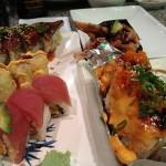 Sushi Boat Town in San Jose