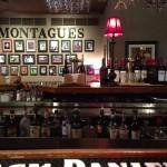 Montague's Restaurant in Greenwood, SC