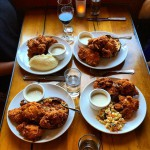 The Blue Plate in San Francisco
