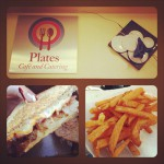 Plate's Cafe in Sacramento, CA