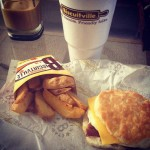 Biscuitville in Durham