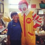 McDonald's in Madera