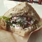 The Berliner Doner Kebab in Seattle