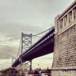 Morgan's Pier in Philadelphia
