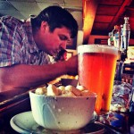 Lee-Side Bar and Grill in Woods Hole