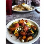 Fork in the Road; Local Artisan Diner in Lansing
