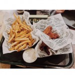 Wingstop in Plano