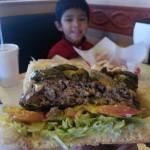 Burger Island in Rowlett, TX