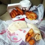 Burger King in Nashua