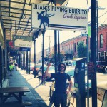 Juans Flying Burrito in New Orleans, LA