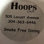 Hoops Cafe in Fairmont
