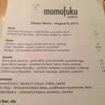 Momofufu Noodle Bar in New York, NY