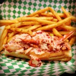 Commercial Lobster in Boston, MA
