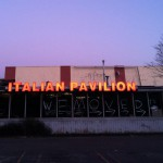 Italian Pavilion Restaurant in Derby