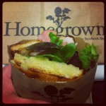Homegrown sustainable sandwich shop in Seattle