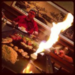 Kyoto Japanese Steak House in Rowlett, TX
