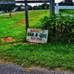 Barry's Bar-B-Q in Fyffe