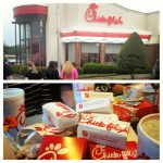 Chick-fil-A in Taylors, SC