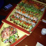 Sushi Rock Grill in Saint Petersburg