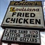 Louisiana Fried Chicken in Minden