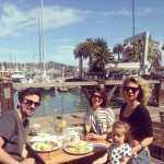 The Waterfront Cafe in Sausalito, CA