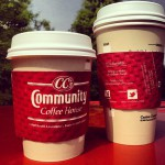 Cc's Community Coffee House: Retail Locations in Baton Rouge