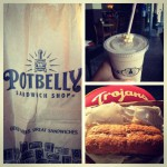 Potbelly Sandwich Works in Chicago