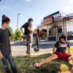Checkers Drive-In Restaurant in Aiken