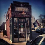Flat Iron Cafe in Middleboro