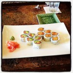 Sushi Joy in Plymouth