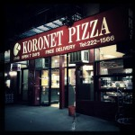 Koronet Pizzeria in New York