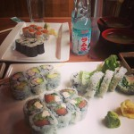Sushi YU 2 in New York