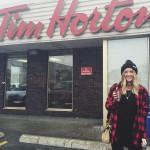 Tim Horton's in Simcoe