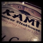 Kami Japanese Restaurant in Saint Paul, MN