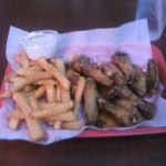 Wing King Cafe in Rock Hill