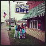 Kaffe Stuga Restaurant in Harris