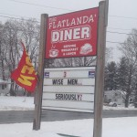 Flatlanda Diner in Fairfield