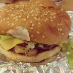 Five Guys Burgers and Fries in San Diego