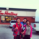 Tim Horton's in Lloydminster, AB
